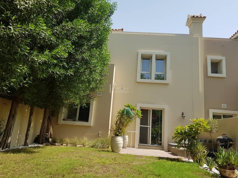 Villa with upgraded Garden at Reduced price