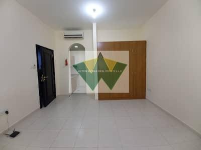 Studio for Rent in Mohammed Bin Zayed City, Abu Dhabi - Impressive studio avilable in MBZ city built in wardrobe.