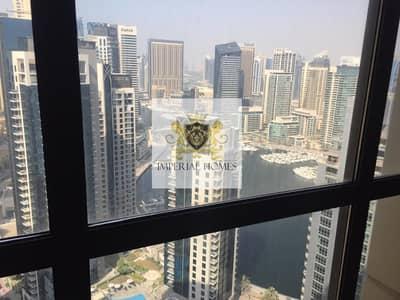 شقة 2 غرفة نوم للايجار في جميرا بيتش ريزيدنس، دبي - Amwaj 4 two bedroom apartment 1276 SQFT @ AED 75K
