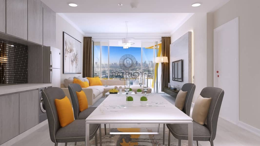 2 Burj Khalifa View  25% Discounted Price  Freehold Project
