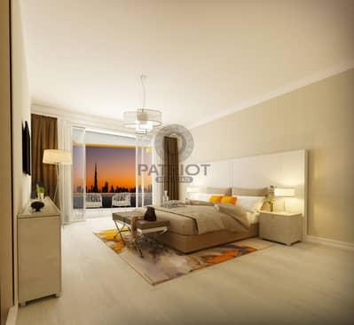 تاون هاوس 1 غرفة نوم للبيع في بر دبي، دبي - Burj Khalifa View  25% Discounted Price  Freehold Project