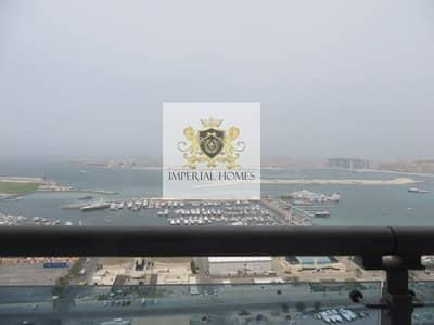 فلیٹ 2 غرفة نوم للايجار في دبي مارينا، دبي - FULL SEA VIEW: 2 Bed FURNISHED Princess tower 1300 sqft @ Aed 78