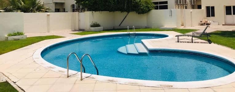 فیلا 4 غرف نوم للايجار في أم سقیم، دبي - فیلا في ام سقیم 3 أم سقیم 4 غرف 135000 درهم - 4764329