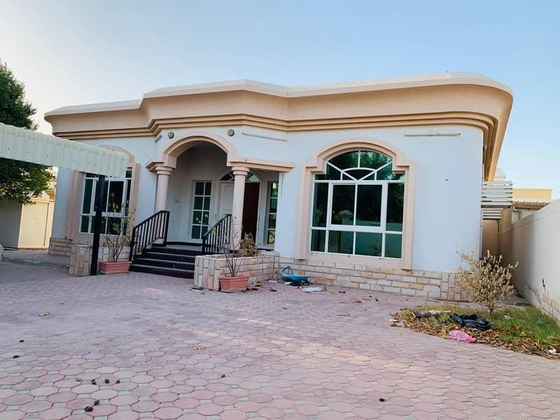 For sale one floor villa in Al Rawda, Ajman