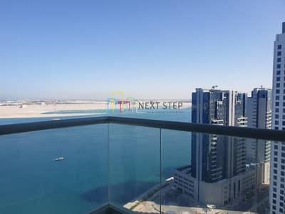 3 Bedroom Flat for Rent in Al Reem Island, Abu Dhabi - Incredible Organized Three Bedroom with Balcony