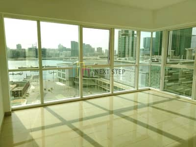3 Bedroom Flat for Rent in Al Reem Island, Abu Dhabi - Highly Demanded Three Master bedroom Apartment with Maidsroom plus storage