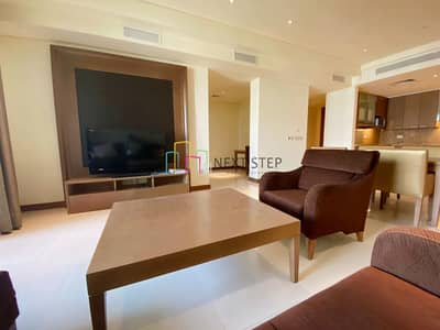 2 Bedroom Flat for Rent in Eastern Road, Abu Dhabi - Magnificent Zero Commission Two Bedroom with Full Mangrove View & All Facilities