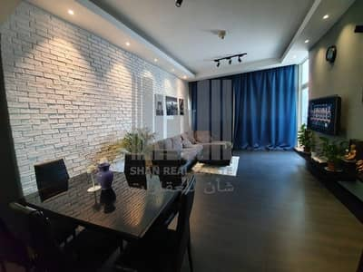 Fully Furnished Fully Upgraded One Bedroom Two Bath Ajman One