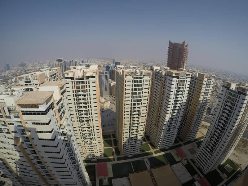 24 Fully Furnished Fully Upgraded One Bedroom Two Bath Ajman One