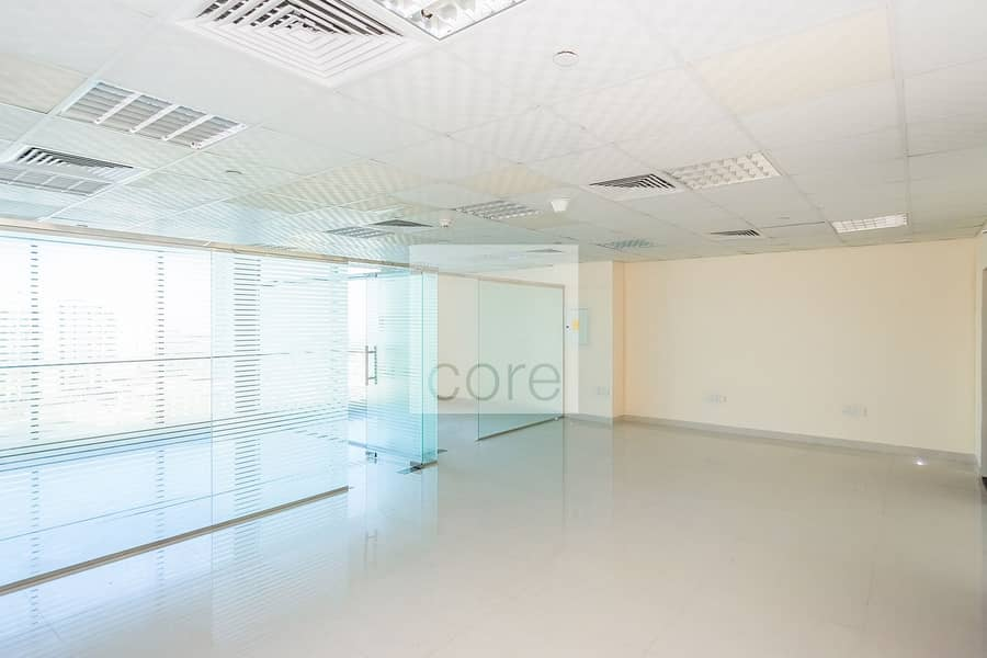 2 Fitted and Partitioned Office | Mid Floor