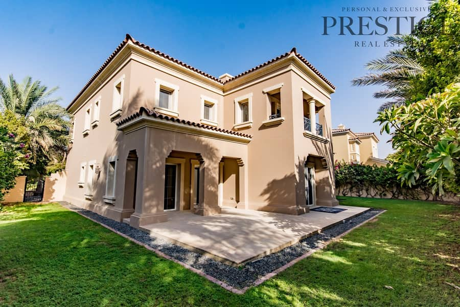 4 Bedroom Villa | For Rent | Available now