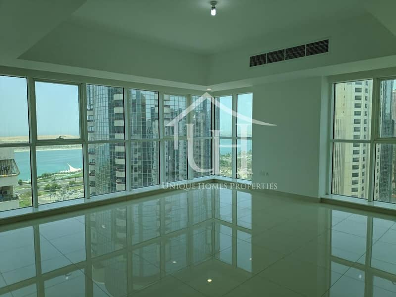 corniche sea view | ready to move in | brand new