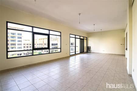 3 Bedroom Apartment for Sale in The Greens, Dubai - 3 + Study| Vaccant| Community Views | 2