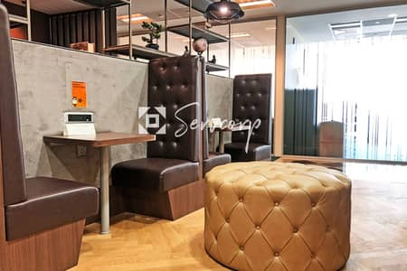 Office for Rent in Downtown Dubai, Dubai - Private offices with panoramic views of Downtown Dubai