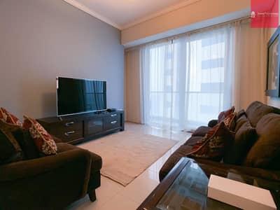 1 Bedroom Apartment for Rent in Dubai Marina, Dubai - Amazing 1 BR in Dubai Marina | Ocean Height | All bills Inclusive!