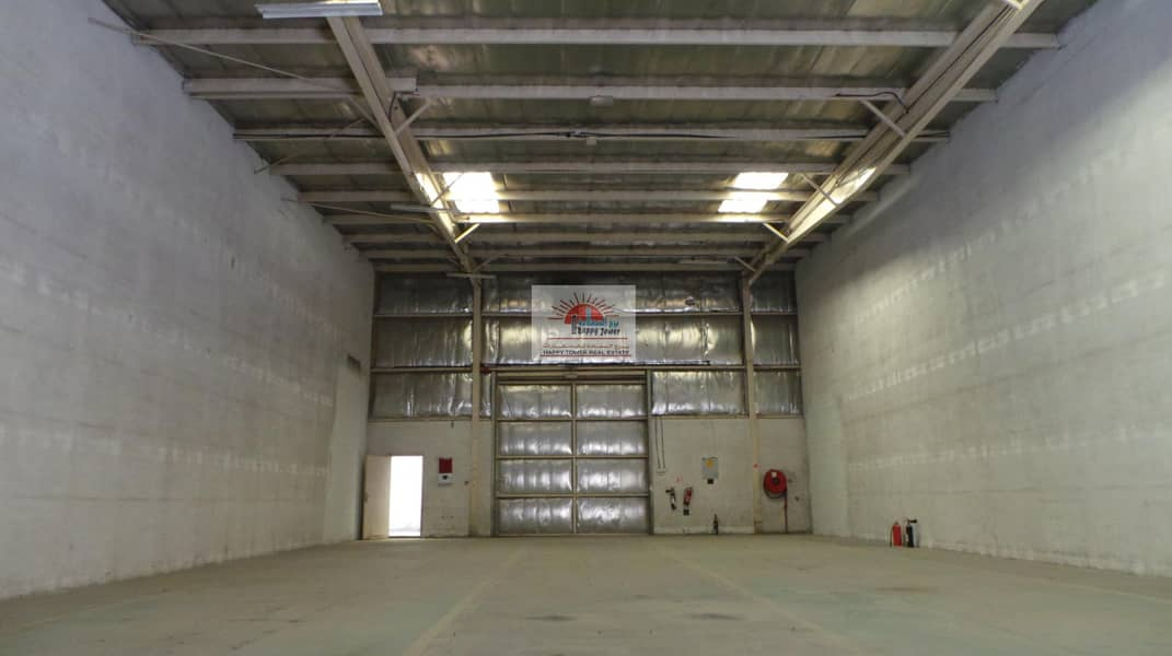 15 3200 sqfts warehouse for rent in Umm Ramool