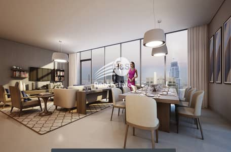 2 Bedroom Apartment for Sale in Downtown Dubai, Dubai - Flexible Payment Plan I 2 Beds I Blvd Heights