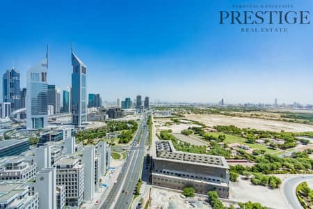 Studio for Sale in DIFC, Dubai - Large Unfurnished Studio  | DIFC Towers View | Sky Gardens