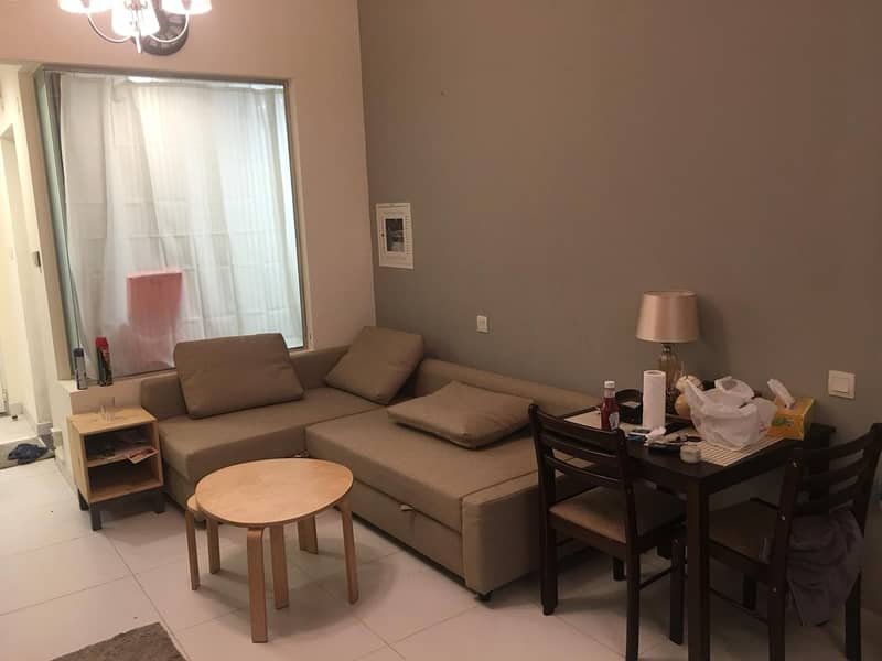 2 1 MONTH FREE Fully Furnished Studio Full Sea View