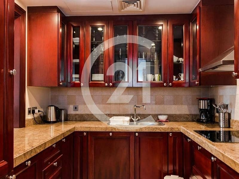 2 Amazing 2BHK apartment in Old Town | Traditional Style | Community views