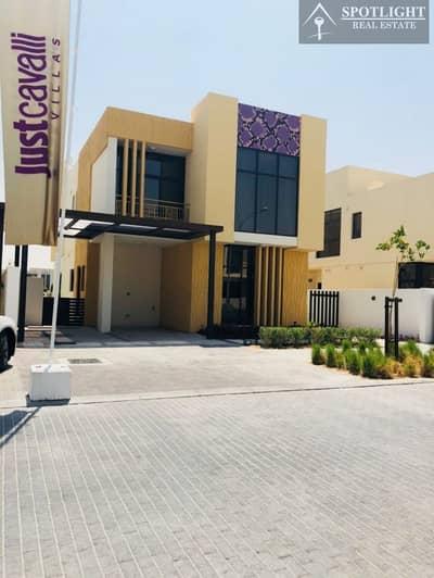 فیلا 3 غرف نوم للبيع في داماك هيلز (أكويا من داماك)، دبي - Buy a villa in Dubai with a global design and a great price