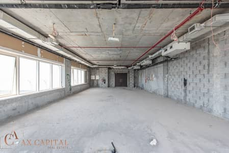Full Floor | Shell & Core | Canal View