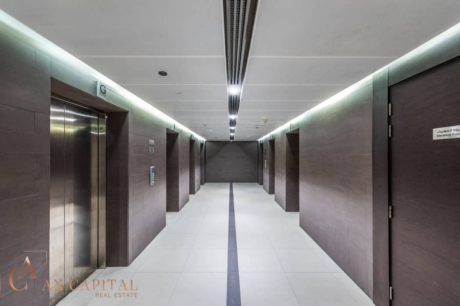 10 Full Floor | Shell & Core | Canal View