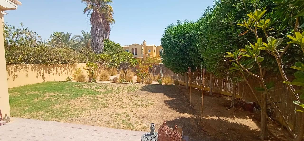 40 Spacious 3BR Villa | For Rent | Arabian Ranches