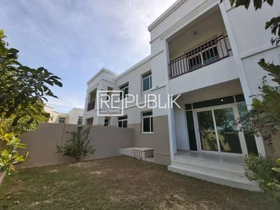 3 Bedroom Villa for Rent in Al Ghadeer, Abu Dhabi - Hot Deal 3 BR Villa plus Maid with Private Garden