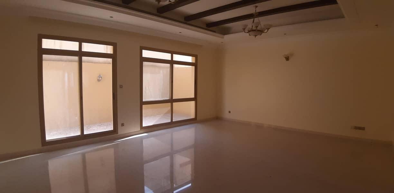 Spacious 3BHK Plus Maid's Villa-Rashidiya
