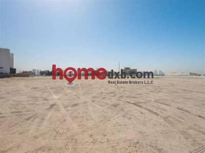 Plot for Sale in Jumeirah, Dubai - Residential VIP Plot Opposite Bulgari Island