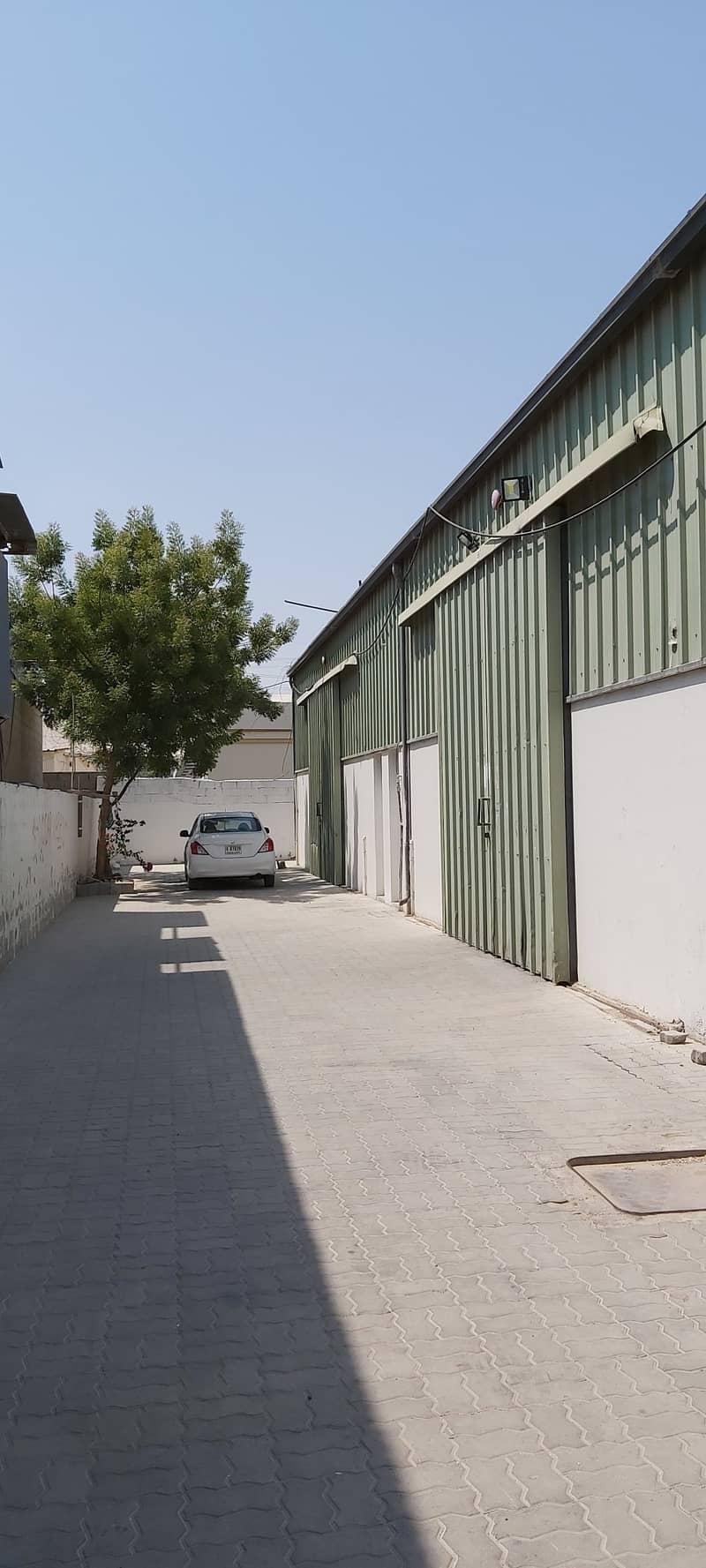2400 Sqft Warehouse With Office Mezzanine Floor In Industrial Area 15 Sharjah