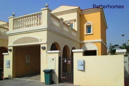 Corner Plot Villa   3 Balconies   Arabian Villas JVT