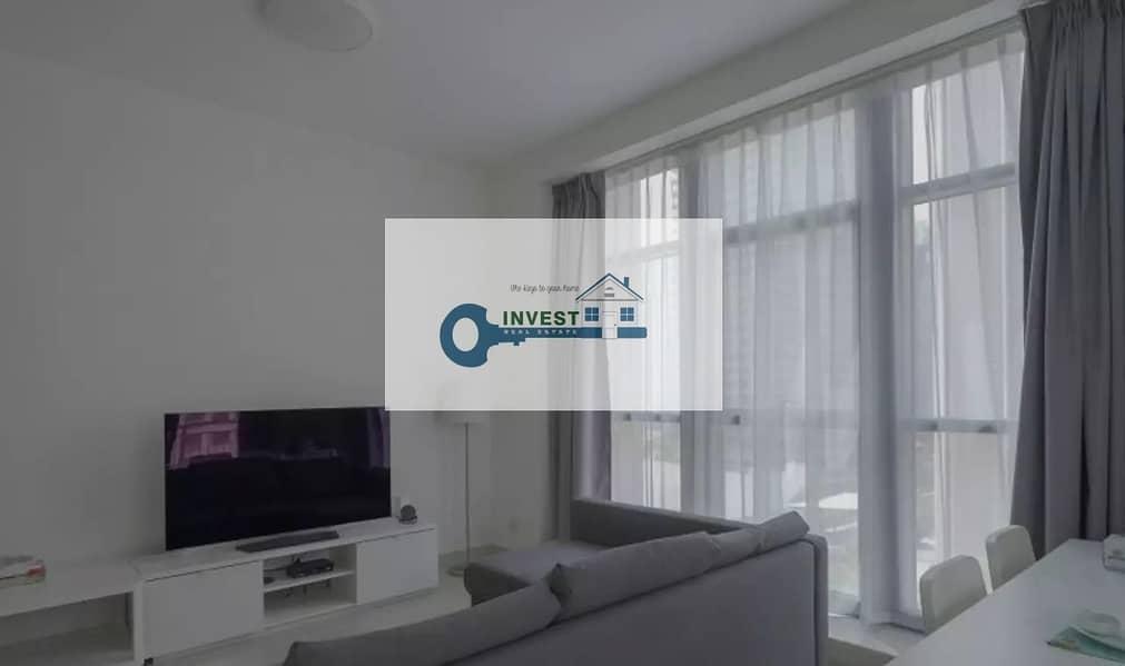 Corner unit | Fully furnished | Bright unit | Amezing boulevard view Chiller Free