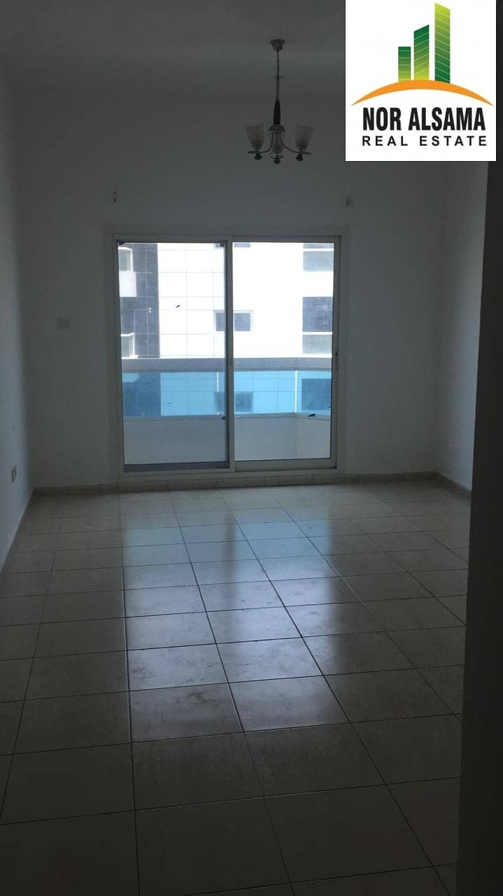 WOW 1MONTH FREE OFFER - 1B/R WITH BALCONY SILICON GATE 2 NEAR SOUQ