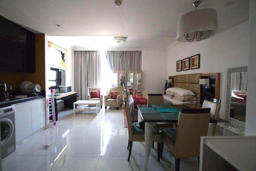 2 Largest Studio   Fully Furnished   Multiple chqs
