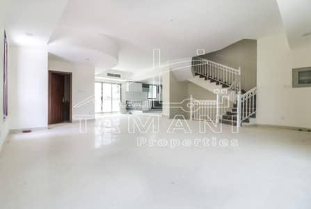 فیلا 6 غرف نوم للبيع في ذا فيلا، دبي - Custom Design | Basement | Pool | Single Row