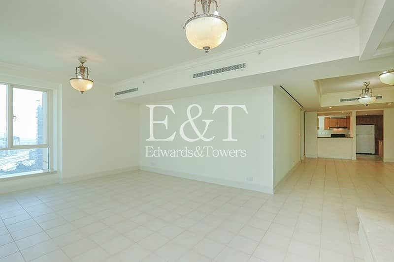 2 High Floor with Marina and Golf Course View