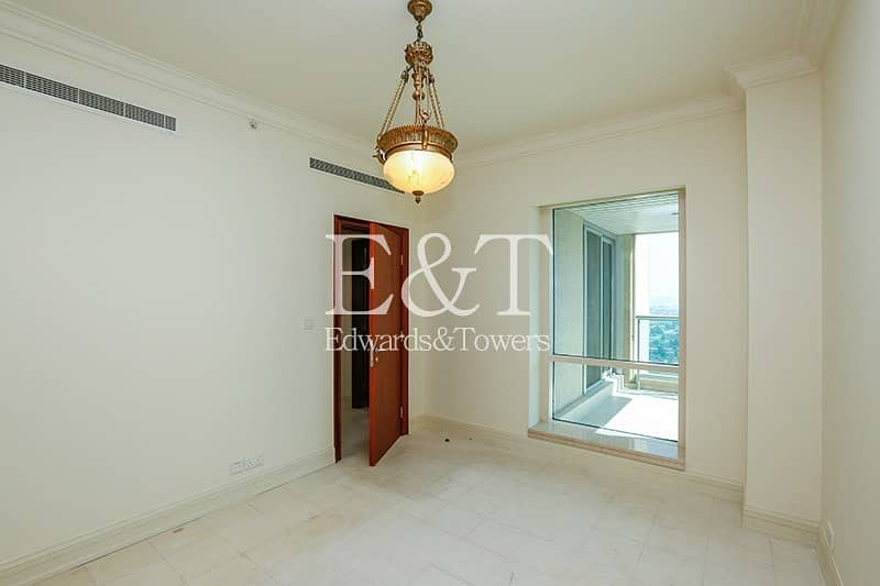 25 High Floor with Marina and Golf Course View