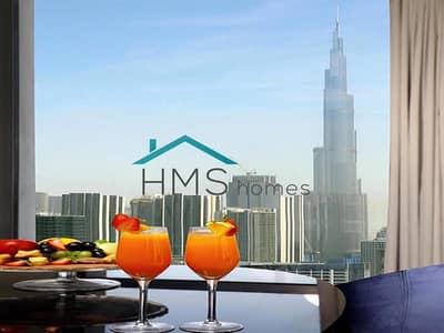 بنتهاوس 3 غرف نوم للبيع في الخليج التجاري، دبي - Penthouse | All Bills Including | Canal View