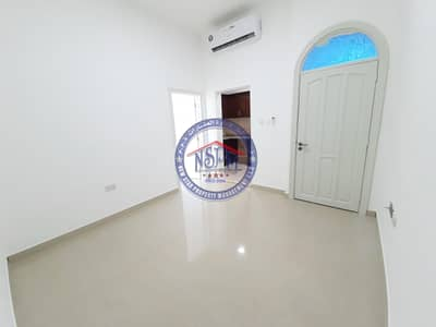 1 Bedroom Apartment for Rent in Al Mushrif, Abu Dhabi - Spacious 1BHK