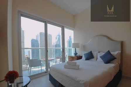 2 Bedroom Apartment for Rent in Dubai Marina, Dubai - Furnished | Balcony | Amazing View