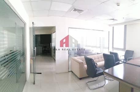 مکتب  للايجار في الخليج التجاري، دبي - Furnished Office / Canal view / Near Metro