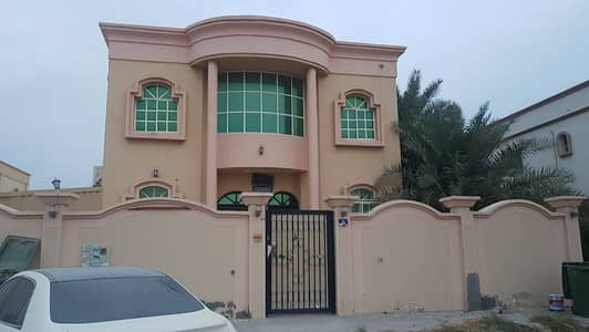 5 Bedroom Villa for Rent in Al Rawda, Ajman - FIVE BEDROOM HALL MAJLIS VILLA FOR RENT OPPOSITE SHEIKH AMAR ROAD AJMAN.