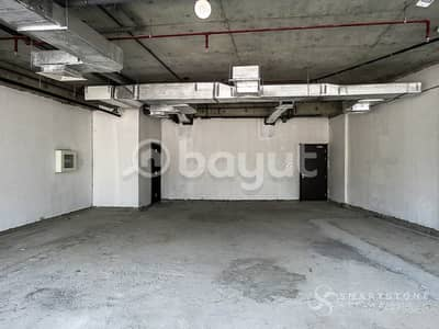 Shop for Rent in Arjan, Dubai - BRAND NEW ROAD FACING SHOP IN 3 BLOCK RESIDENTIAL BUILDING - BEST PRICE & STRATEGIC LOCATION - SHELL & CORE