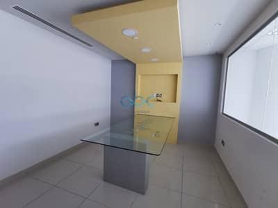 مکتب  للايجار في شارع حمدان، أبوظبي - Prime Location | Specious Office | One Month Free