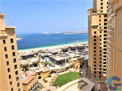 2 Bedroom Apartment for Rent in Jumeirah Beach Residence (JBR), Dubai - No Commission - 2 Months Free Rent