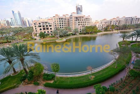 Studio for Sale in The Views, Dubai - Studio + Study | Canal Views | Unfurnished
