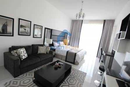 Studio for Rent in Dubai Sports City, Dubai - Fully Furnished Studio For Rent
