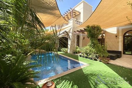 فیلا 4 غرف نوم للبيع في مدن، دبي - Al Salam | 4 Bed Single Row | Private Pool